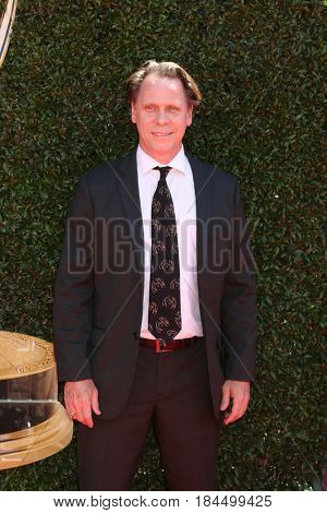 LOS ANGELES - APR 30:  Don Harvey at the 44th Daytime Emmy Awards - Arrivals at the Pasadena Civic Auditorium on April 30, 2017 in Pasadena, CA