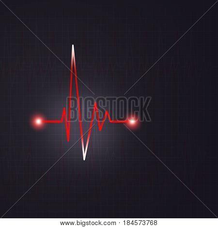 Heart Rhythm Illustration