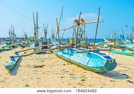 The Old Oruwa Boat