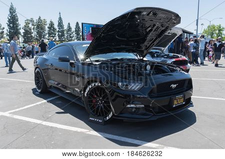Ford Mustang 5.0 Kenne Bell Sixth Generation On Display