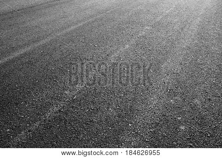 black asphalt texture. asphalt road. stone alphalt texture background black granite gravel