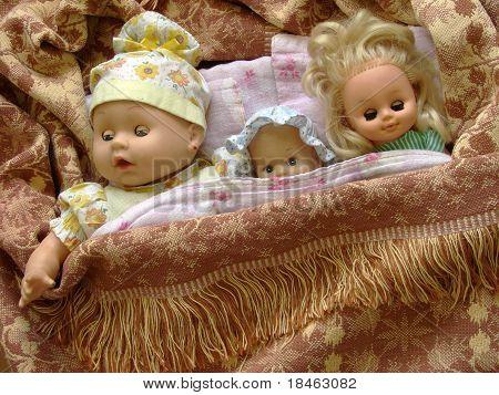 Old Babydolls