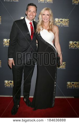 LOS ANGELES - APR 30:  Dominique Zoida, Katherine Kelly Lang at the CBS Daytime Emmy After Party at the Pasadena Conferene Center on April 30, 2017 in Pasadena, CA