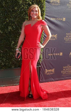 LOS ANGELES - APR 28:  Marilyn Milian at the 2017 Creative Daytime Emmy Awards at the Pasadena Civic Auditorium on April 28, 2017 in Pasadena, CA
