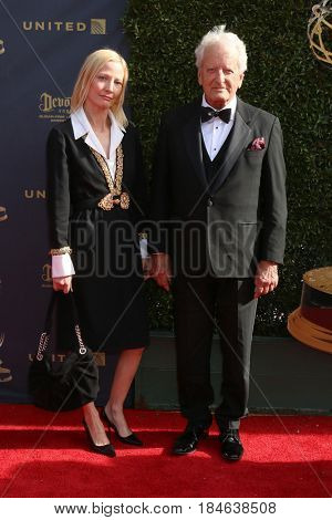LOS ANGELES - APR 28:  Daughter, Nicolas Coster at the 2017 Creative Daytime Emmy Awards at the Pasadena Civic Auditorium on April 28, 2017 in Pasadena, CA