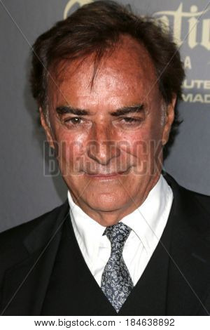 LOS ANGELES - APR 29:  Thaao Penghlis at the 2017 Creative Daytime Emmy Awards at the Pasadena Civic Auditorium on April 29, 2017 in Pasadena, CA