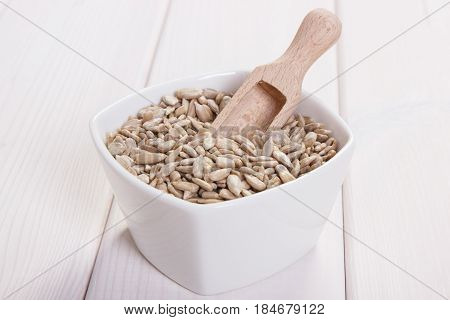 Sunflower Seeds Containing Zinc And Dietary Fiber, Healthy Nutrition