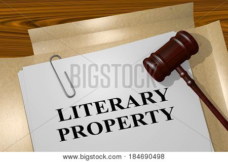 Literary Property Concept