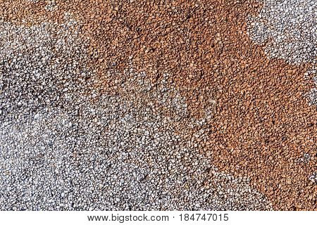 Sand stone pebbles texture, sand stone pebbles background for interior or exterior design.