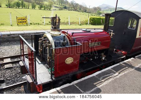 Bala Lake Railway George B