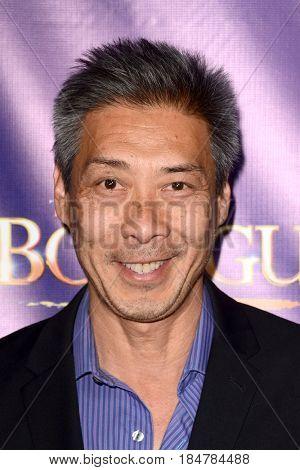 LOS ANGELES - MAY 2:  Francois Chau at the