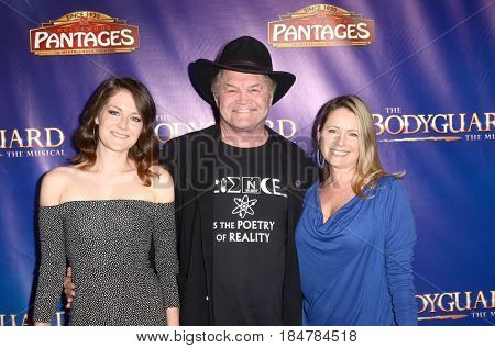 LOS ANGELES - MAY 2:  Guest, Mickey Dolenz, Ami Dolenz at the
