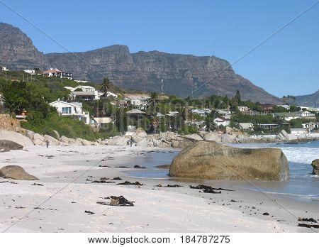 CLIFTON BEACH, CAPE TOWN, SOUTH AFRICA 22nyui