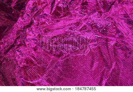 wrinkled and crumpled sack bag texture and background