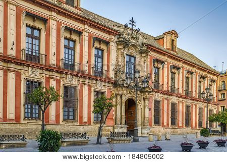 Archbishop's Palace (Palacio Arzobispal) is a palace in Seville Spain