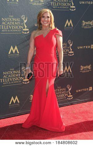 PASADENA - APR 28: Marilyn Milian at the 44th Daytime Creative Arts Emmy Awards Gala at the Pasadena Civic Center on April 28, 2017 in Pasadena, California