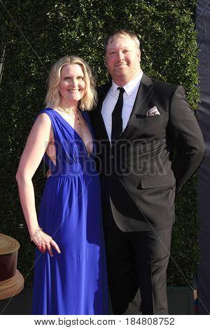 PASADENA - APR 28: Mike Varga at the 44th Daytime Creative Arts Emmy Awards Gala at the Pasadena Civic Center on April 28, 2017 in Pasadena, California
