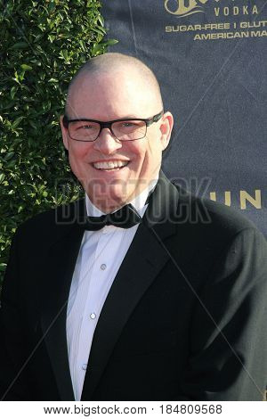 PASADENA - APR 28: John Mead at the 44th Daytime Creative Arts Emmy Awards Gala at the Pasadena Civic Center on April 28, 2017 in Pasadena, California