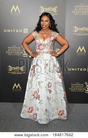 PASADENA - APR 28: Lauren Lake at the 44th Daytime Creative Arts Emmy Awards Gala at the Pasadena Civic Center on April 28, 2017 in Pasadena, CA