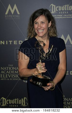 PASADENA - APR 28: Outstanding Directing in a Children's, Pr e-School Children's or Family Viewing  Program, Sesame Street at the 44th Daytime Creative Arts Emmys on April 28, 2017 in Pasadena, CA