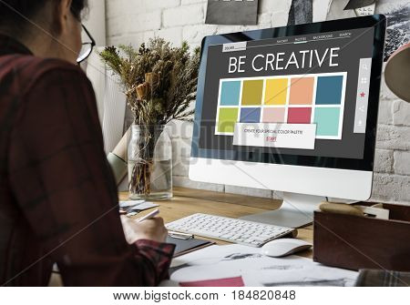 CMYK Inspiration Creative Colours Graphics