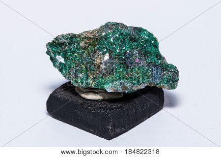 Fuchsit India crystal diamond gemstone gem jewel mineral precious