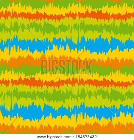 vivid color abstract vector illustration seamless pattern