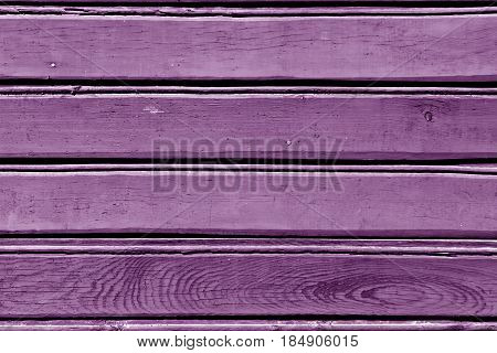 Violet Color Wood Wall Pattern.