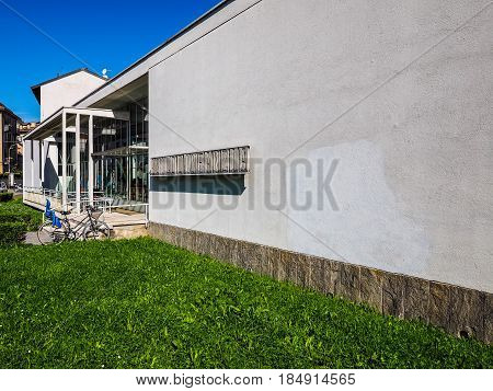 Asilo St Elia Kindergarten In Como (hdr)