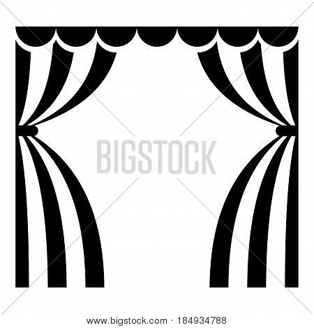Theatrical Curtains Icon