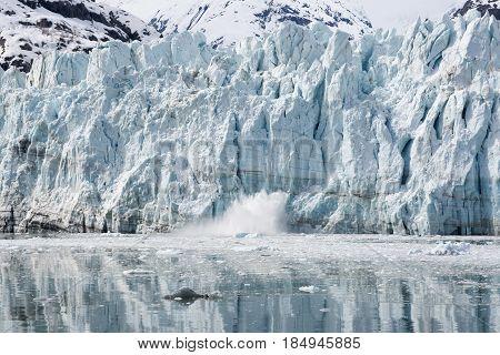 Margerie Glacier Glacier Bay National Park Alaska