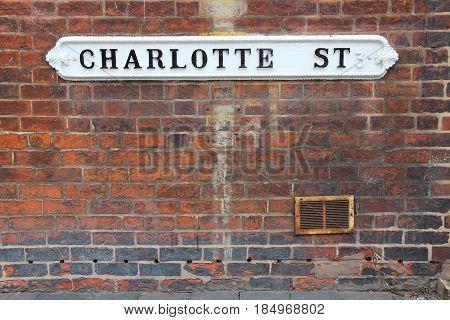 Charlotte Street