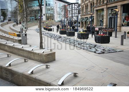 Manchester Exchange Square