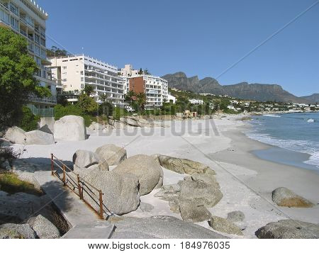 THIS IS CLIFTON BEACH, CAPE TOWN SOUTH AFRICA 22