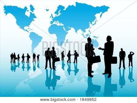 Global Business People