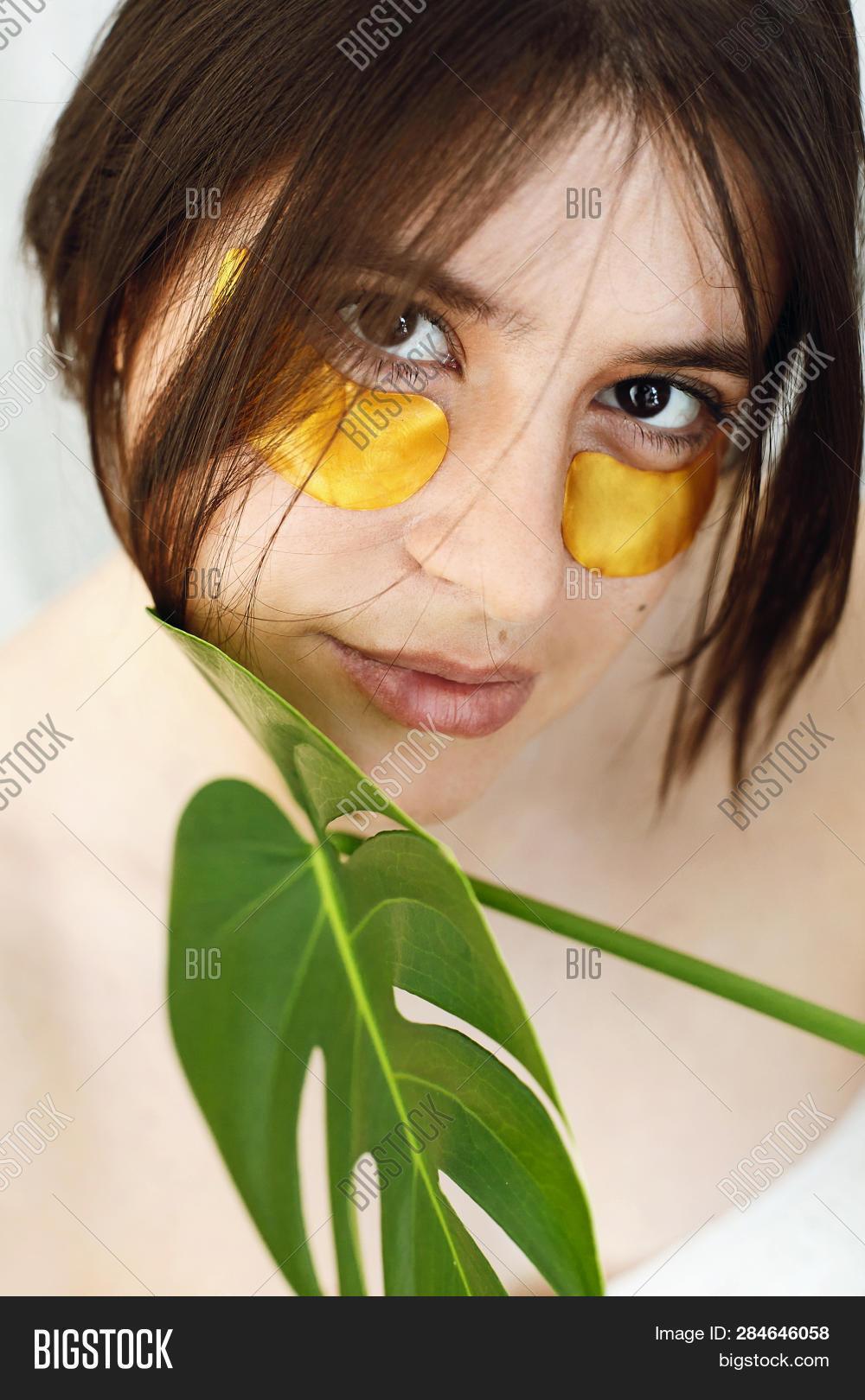 Happy Girl Natural Image & Photo (Free Trial) | Bigstock