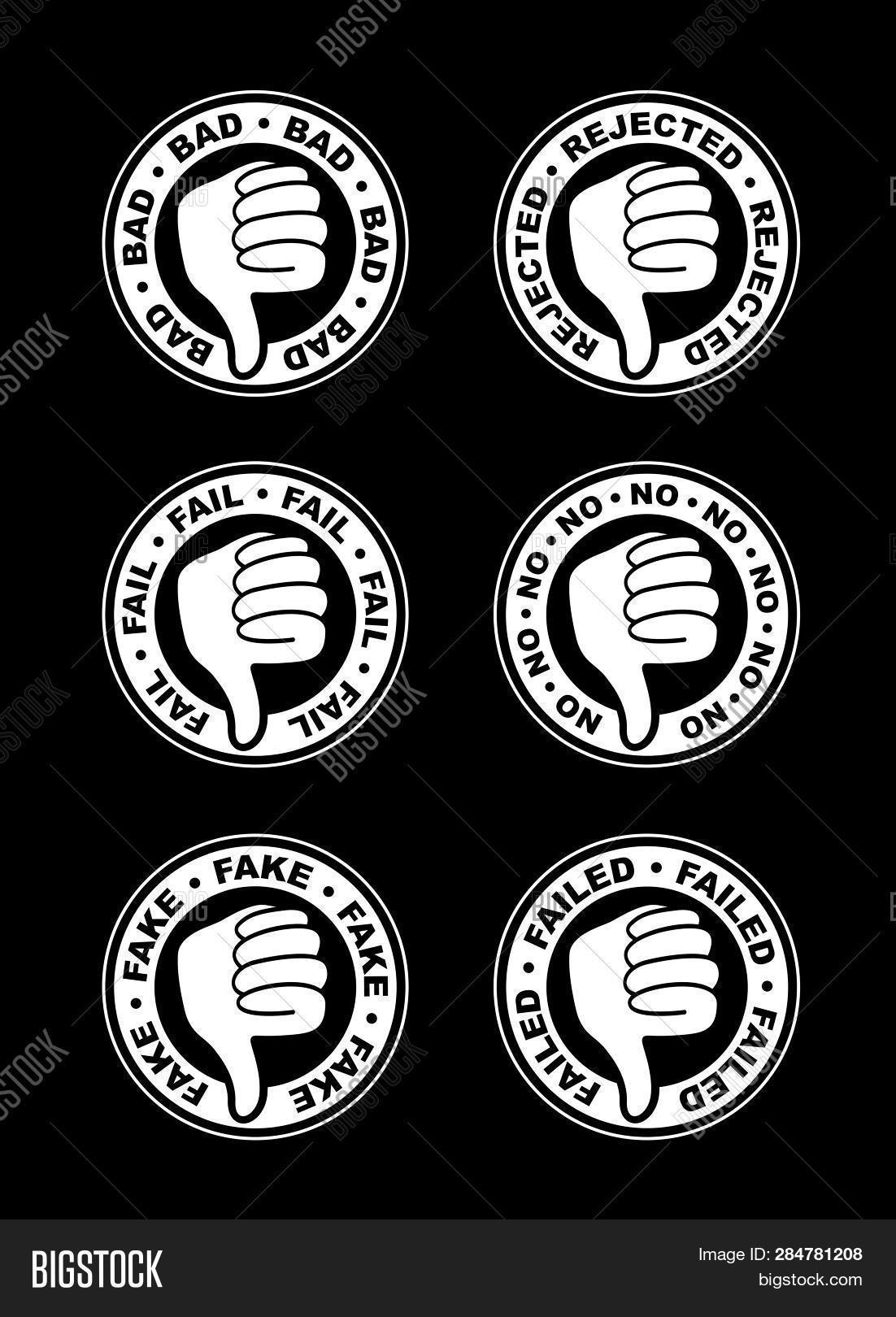 Health Safety Logos Vector Photo Free Trial Bigstock