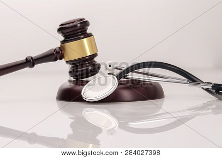 A Concept Related To A Medical Lawsuit In The Legal