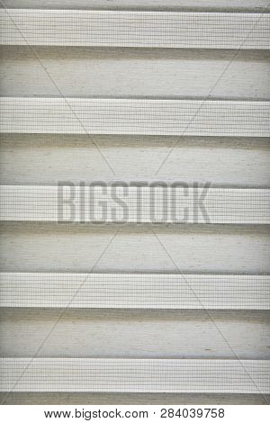 Old White Wooden Panels. White Wood Texture And Background