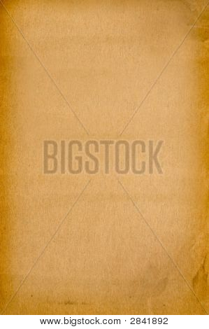 Old Weathered Paper Background