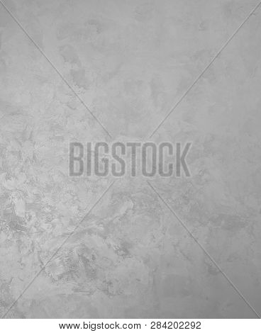 Abstract Gray Background Or Texture Wall Wallpaper