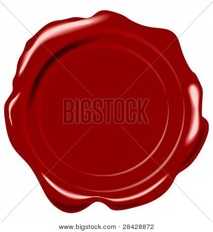 vector wax seal