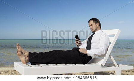 5237beff0f Young Businessman Image & Photo (Free Trial) | Bigstock