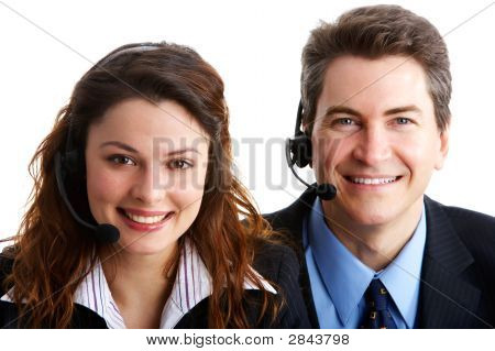 Call-Center-Betreiber