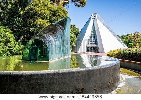 31st December 2018, Adelaide South Australia : Adelaide Botanic Garden Bicentennial Conservatory Bui