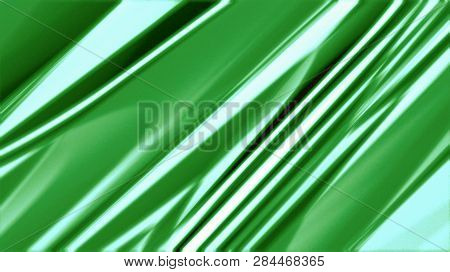 Imitation Of Fabric, Material, Curtains. Abstract Art Background Or Surface Of A Planet. Abstract Ar