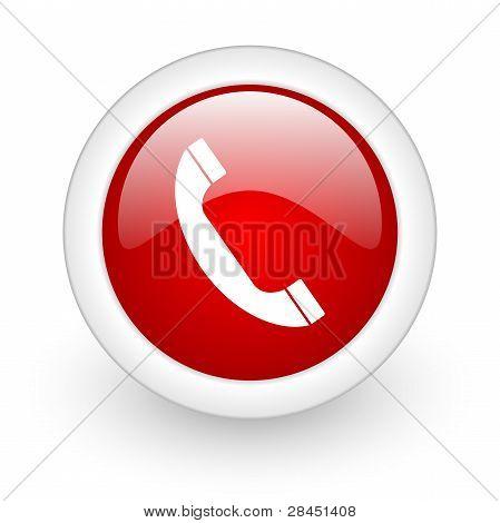 telepfone web button