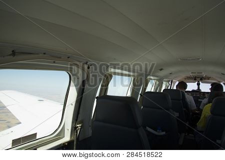 Pilots In A Chartered Flight - Australia