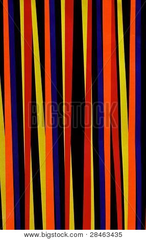 Colorful Bright Colored Stripes. Texture, Background