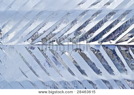 Ice Carving. Background